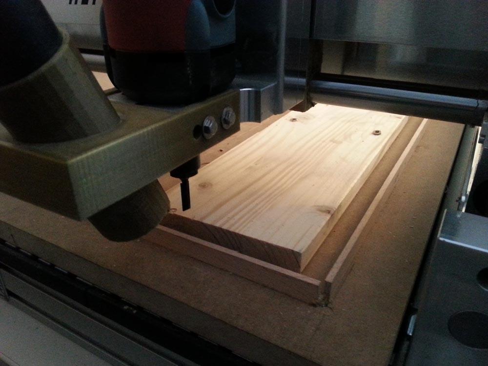 Fresh Board, Ready to Cut