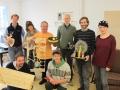 Co-Creation Lab im Zwischenraum des Hebewerk Eberswalde