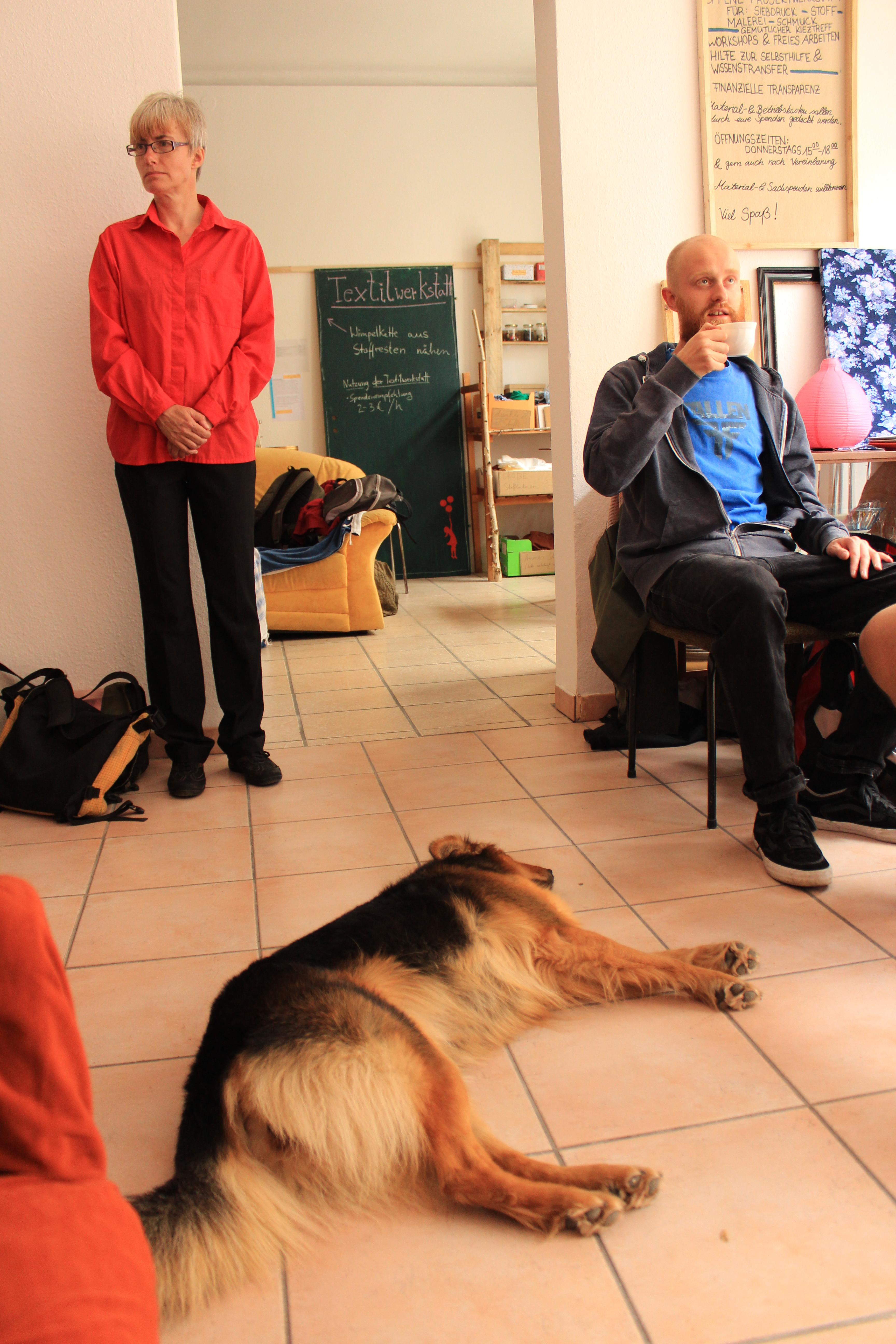 Repair Café in der Havellandstraße 15 @ Ideenraum & Makerspace | Eberswalde | Brandenburg | Deutschland