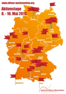 Offene Nähwerkstatt @ Ideenraum & Makerspace - Havellandstraße 15 | Eberswalde | Brandenburg | Deutschland