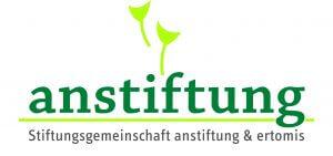 Logo der Stiftungsgemeinschaft anstiftung & ertomis