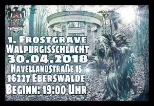 1. Frostgrave Walpurgisschlacht @ Hebewerk e.V.